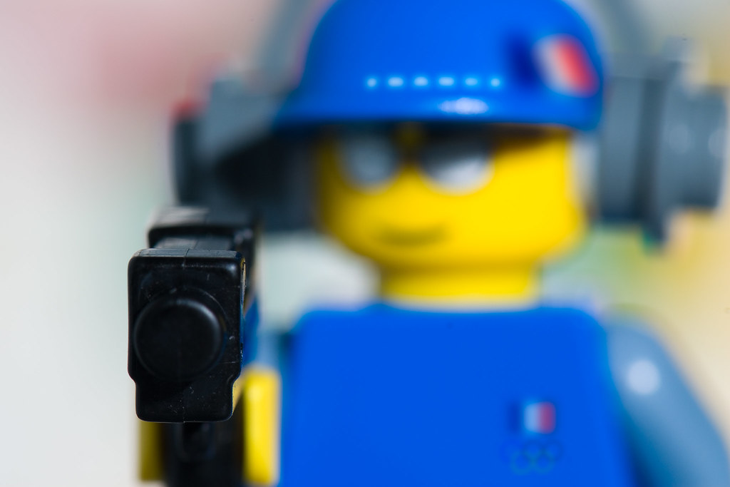 Olympics 10m Air Pistol