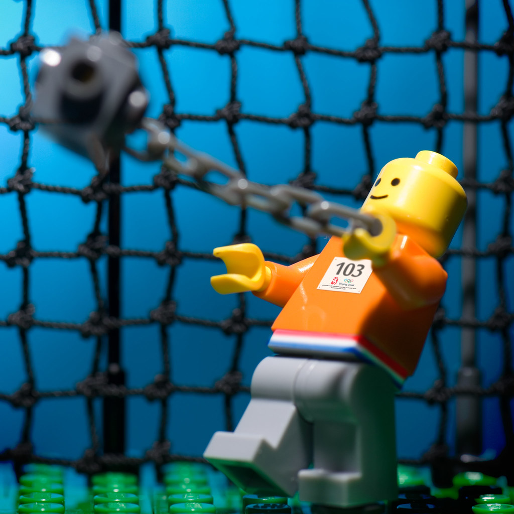 Olympic Hammer Throw